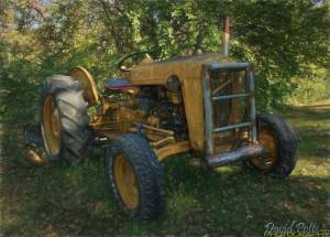 Calico Rock Tractor T W